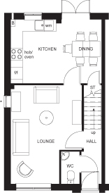 Maidstone - Floor Plan