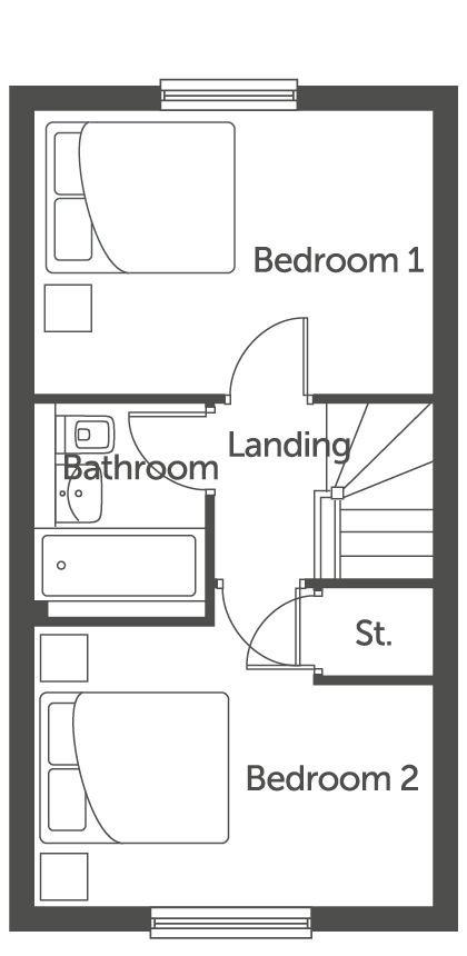 Rosebay - Floor Plan