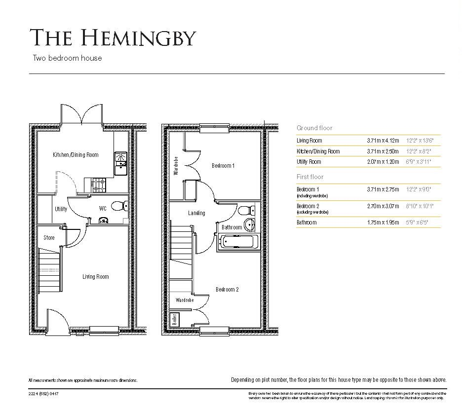 Hemingby - Floor Plan