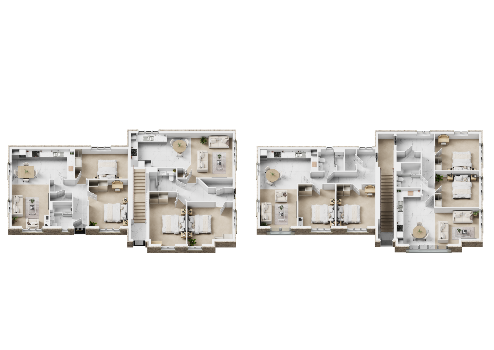 Hawkley - Floor Plan