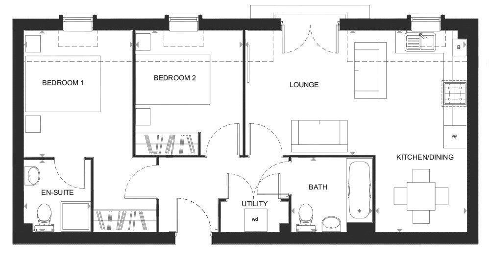 Albert Floor Plan