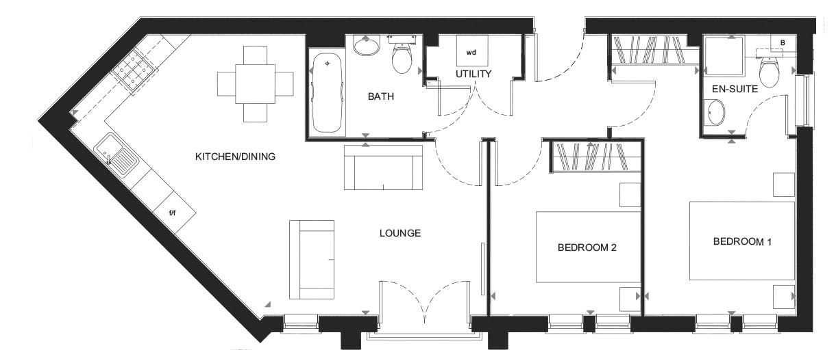 Beatrice Floor Plan
