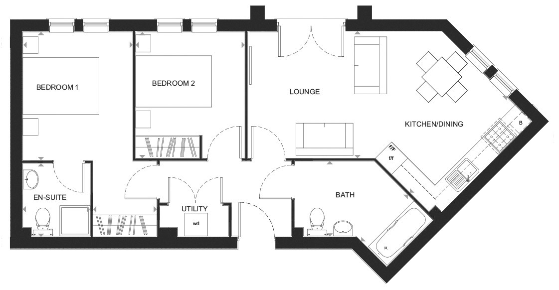 Edward Floor Plan