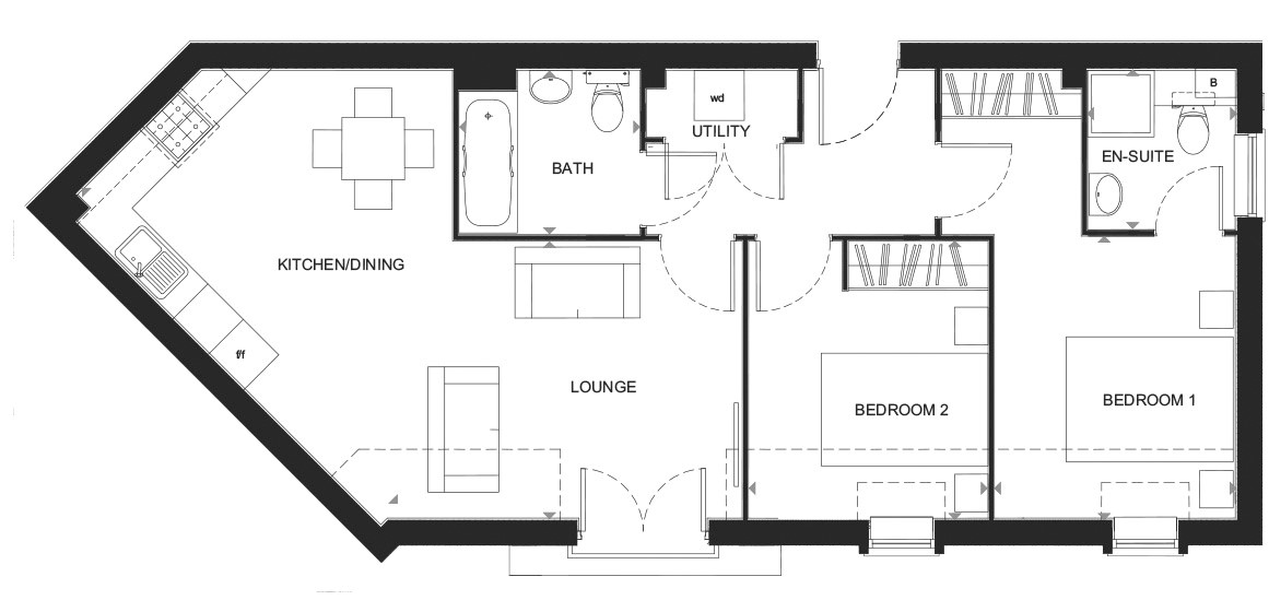 George Floor Plan
