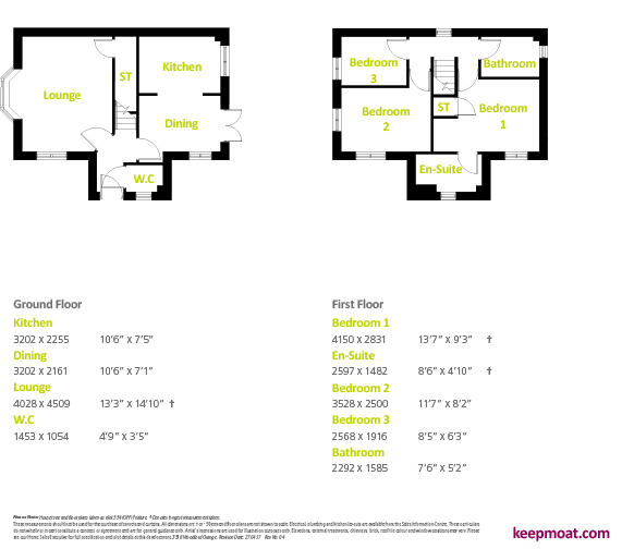 Sinderby - Floor Plan